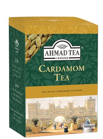 Habibi Herbata Z Kardamonem Ahmad Tea 500g 6744602592 Allegro Pl