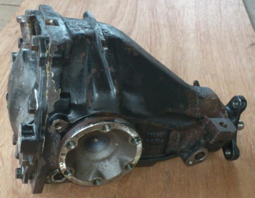 REAR BRIDGE DIFFERENTIAL MERCEDES 124,190 WARRANTY 12Mcy