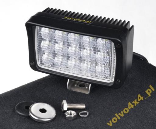 LAMPA REFLEKTOR ROBOCZY LED 45W KOMBAJN 12V 24V