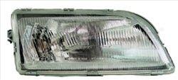 REFLEKTOR LAMPA TYC VOLVO V40