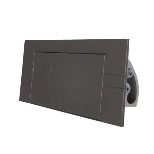 Szufelka automatyczna KitVac, grafitowa odkurzacz