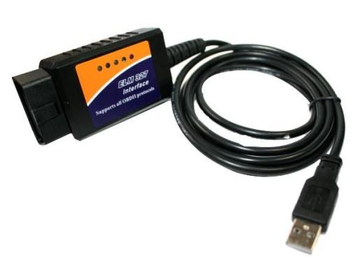 Interfejs ELM II 327 OBD2 USB DIAGNOSTYCZNY Fiat