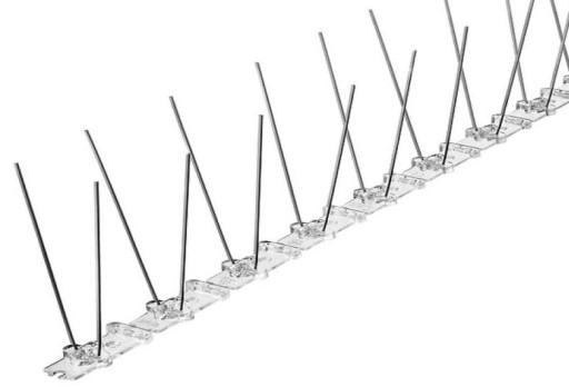 KOLCE NA PTAKI GOŁĘBIE PRZECIW PTAKOM TANIE 50 cm