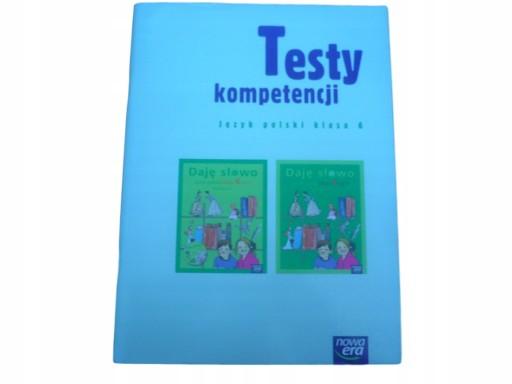 Sprawdziany Testy 6 Nowa Era Jezyk Polski 249 Zl Allegro Pl Raty 0 Darmowa Dostawa Ze Smart Susz Stan Nowy Id Oferty 7678342900