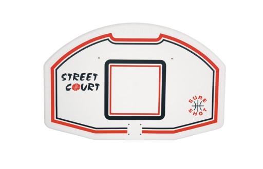 Tablica do koszykówki plastikowa model 118