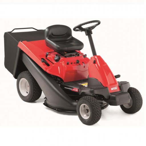 Traktorek Kosiarka Mtd Minirider 76rde Z Koszem 6430730282 Allegro Pl