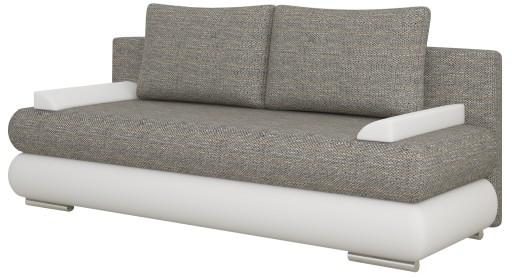 Kanapa Milo Rozkładana Sofa łóżko Wersalka Ribes