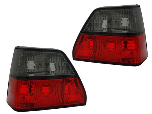 Lampa Tyl Vw Golf Ii 2 Red Smoke Depo Fk Tuning Henrysin 43 Allegro Pl