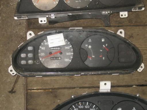 DAIHATSU CHARADE G200 93-00 laikrodzio spidometras (prietaisu skydelis) europos.