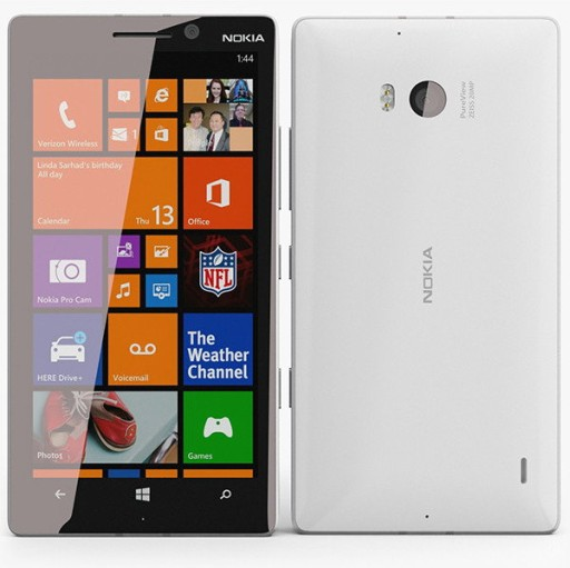Nokia Lumia 930 Bialy 9904540752 Sklep Internetowy Agd Rtv Telefony Laptopy Allegro Pl