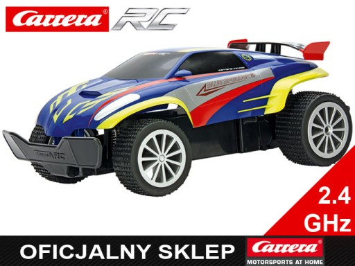 Carrera RC Blue Speeder 2 2,4GHz 1:16 160120