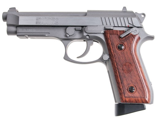 Wiatrówka Cybergun Swiss Arms SA92 Blow Back 4,5mm