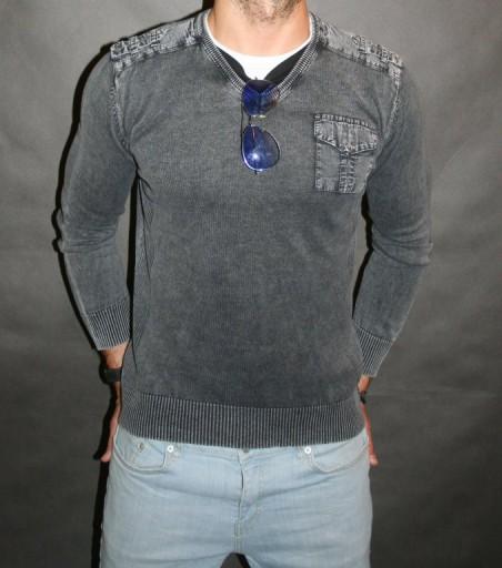 cedarwood sweter swetr hipster must have swag yolo 10198942524 Odzież Męska Swetry PE ZVUNPE-6