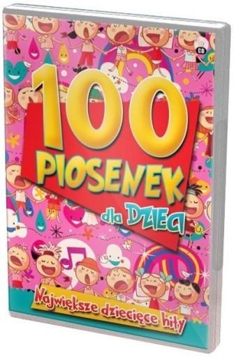 Plyta Muzyczna Dla Dzieci Cd 3 Plyty 100 Piosenek 9964459269 Allegro Pl