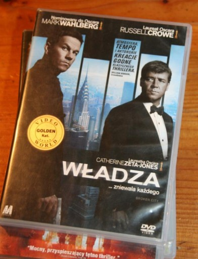 WŁADZA  DVD