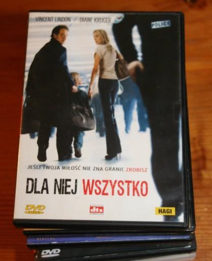 DLA NIEJ WSZYSTKO   DVD