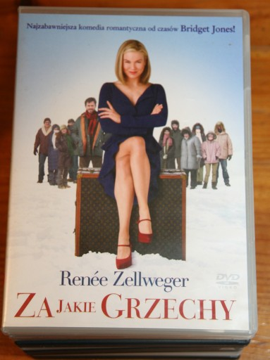 ZA JAKIE GRZECHY   DVD