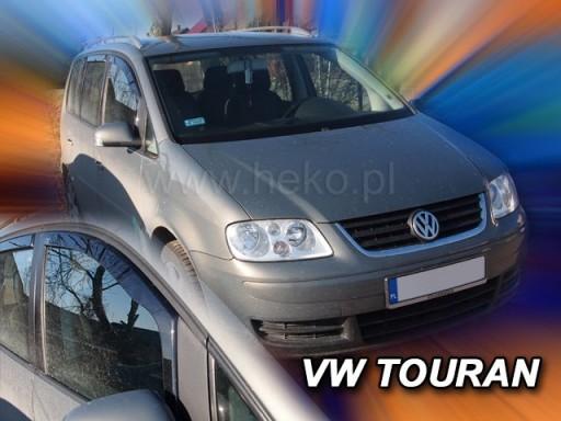 VW TOURAN I/II 5d od 03.2003-2015r OWIEWKI DRZWI