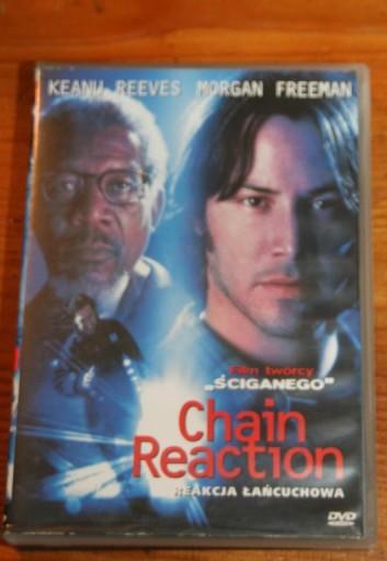 REAKCJA ŁAŃCUCHOWA      DVD