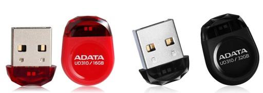 Mini Pendrive ADATA UD310 8GB Wodoodporny USB2.0