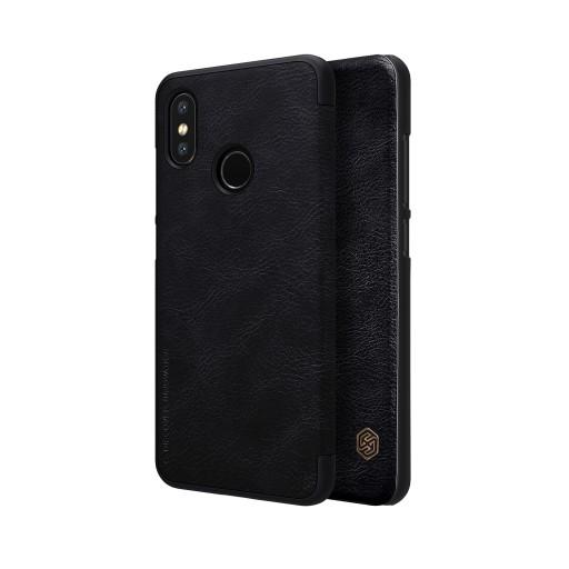 Etui skórzane z klapką NILLKIN QIN Xiaomi Mi 8
