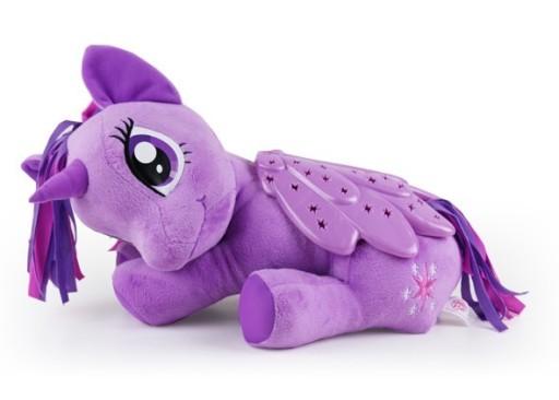 My Little Pony migoczące gwiazdy - fioletowy 82612
