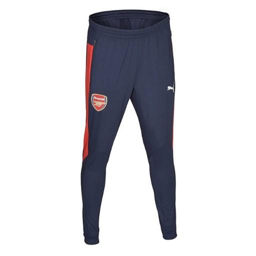 Spodnie Arsenal Puma Training Pants 9786296595 Odzież Męska Spodnie CF MQPJCF-6