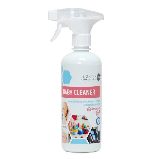 Płyn do Dezynfekcji Zabawek Baby Cleaner 500ml