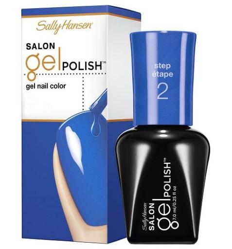Sally Hansen Salon Gel Lakier Blue My Mind 266