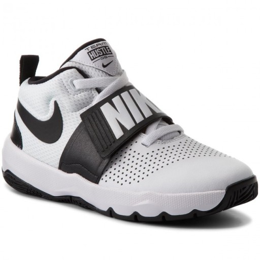 BUTY NIKE TEAM HUSTLE D 8 881942 100 # 31 #
