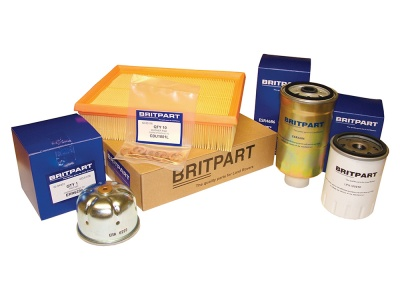 FILTER KIT FILTERS FILTER DISCOVERY II 2.5 TD5