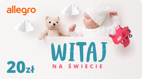 Karta Podarunkowa Narodziny Dziecka - 20 zł