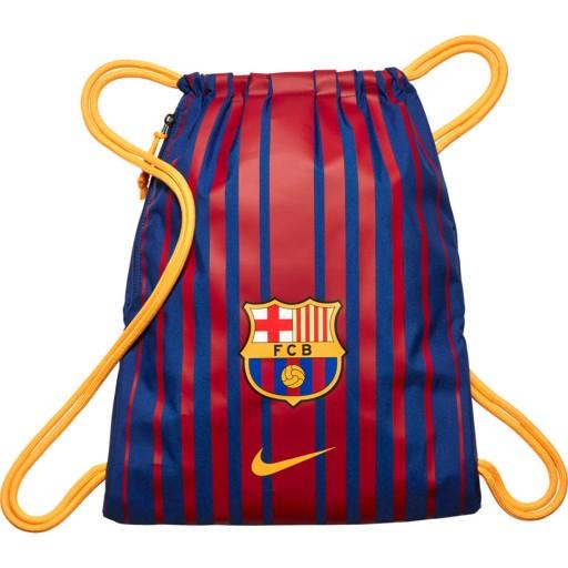 d0a2ff4da WOREK NA BUTY plecak nike STADIUM FC Barcelona 6904881943 - Allegro.pl