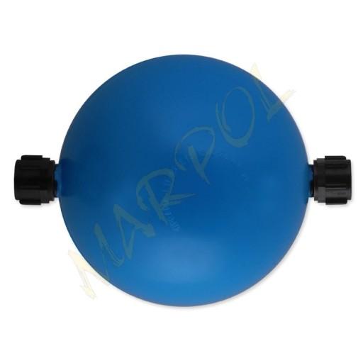 MARPOL KLOSZ KULA DO LAMPIONU LED-14 niebieska