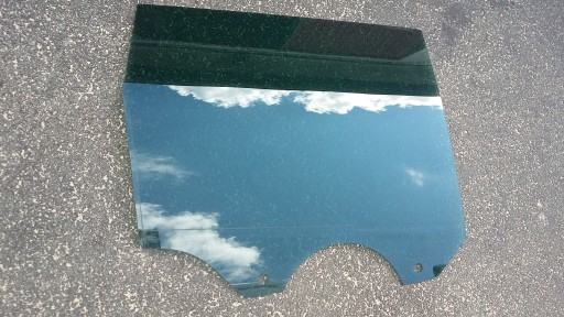 DOOR GLASS RIGHT REAR AS3 VW TOUAREG 7L 43R-000023
