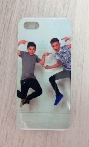 case panel iPhone 5S Bars&Melody NOWY