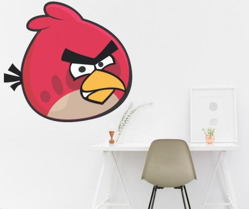 Naklejki Na Sciane Scienne Angry Birds 100cm 7335756783 Allegro Pl