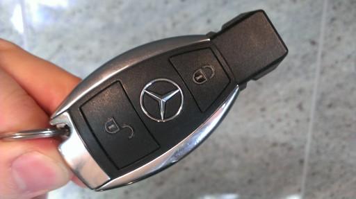 Mercedes W204 W212 w176 w246 ключ БРЕЛОК РЫБКА