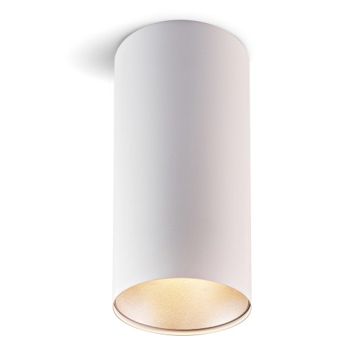 76a555b050c55 LAMPA SUFITOWA plafon SPOT HERMA Srebrno Biała LED 6985125579 - Allegro.pl  - Więcej niż aukcje.