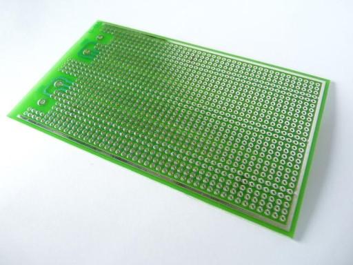 Płytka uniwersalna U-015 124,5x73,5 [mm] wiercona