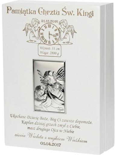 Obrazek Srebrny Biblia Chrzest Kasetka Grawer 119 Zl Allegro Pl Raty 0 Darmowa Dostawa Ze Smart Luban Stan Nowy Id Oferty 7515030006