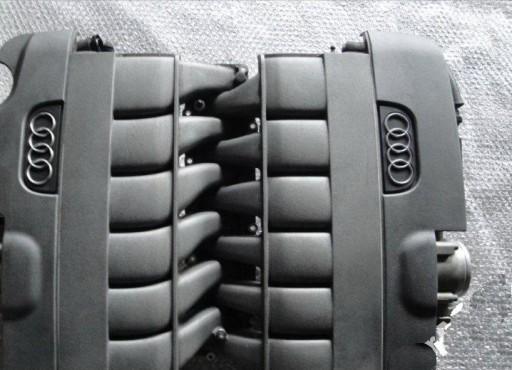 KOLEKTOR SSACY PRZEPUSTNICA AUDI A8 D3 W12 6.0