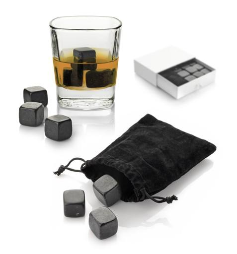 Kamienie Kostki Do Drinkow Whisky Bazalt Grawer 9193322009 Allegro Pl