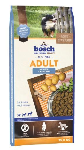Bosch Fisch Karma Dla Psa Z Ryba 15kg Bez Pszenicy 8068683199 Allegro Pl