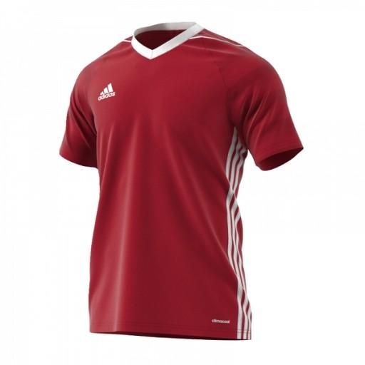 7080833fb64da Koszulka ADIDAS TIRO 17 czerwona S99146 - XL (6855769589) - Allegro ...