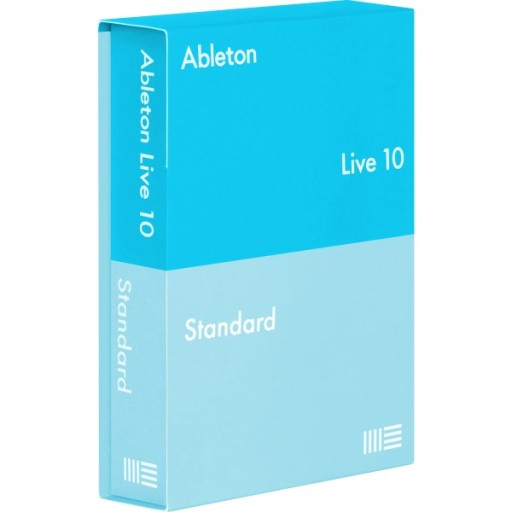 Ableton Upgrade z Lite do Live 10 Standard (DIGI)