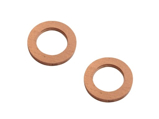 GASKET CABLE BRAKE 1,4x10 COPPER