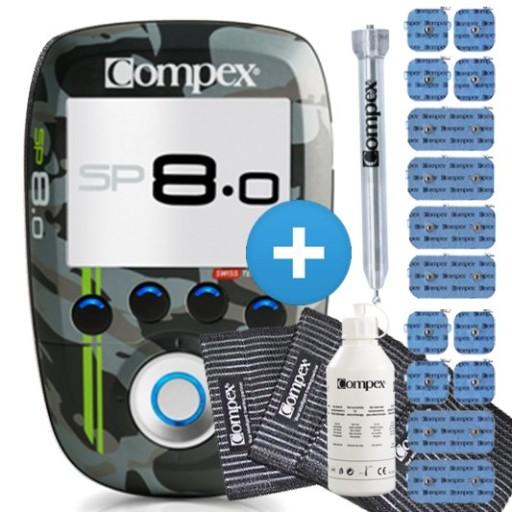 Elektrostymulator Compex SP 8.0 WOD Edition