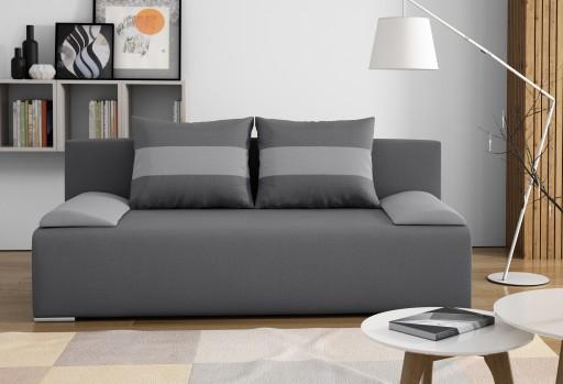 Kanapa Z Funkcją Spania Sofa Rozkładana Vega