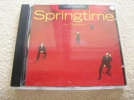 The Blow Monkeys - Springtime (CD).54